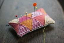 pincushions / by Debbie Furtado