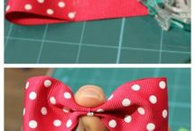 DYI hair bows / by Suzie Blair Truell