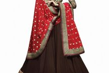 Designer Indian Ethnic Lehengas Online