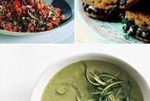 FOOD: Vegan/Vegetarian