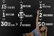 Workouts! / by Jennifer Bozzuto