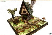LEGO Middle Age or Fantasy