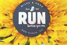 R U N + B L O G / Blogs about running culture, races & recaps from Miles + Pace