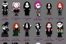 I Wish I Was A Goth