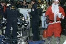 F1 santa Claus