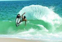 Ocean Skimboarding / Ocean skimboarding in and outs... Spots, boards, riders and more