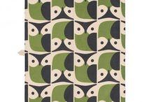 Pattern & Print / Whether it's Orla Kiely or Cath Kidston... we love a bit of pattern & print!