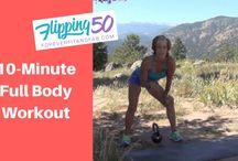 Ten minute workout