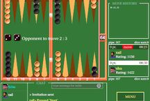 Backgammon / Online Backgammon multiplayer game, play with other people and friends in Internet. Backgammon rules, how to play the game