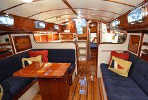 boat inner design