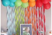 Birthday Ideas / by Rachel Neet