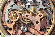 Clockwork, Gears