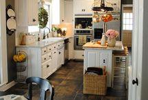 Bydleni - světlo kuchyně, obyvak