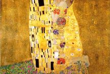 Gustav Klimt / Gustav Klimt (July 14, 1862 – February 6, 1918) was an Austrian symbolist painter and one of the most prominent members of the Vienna Secession movement.