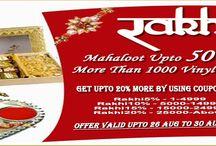 Double Discount on Rakhi Special