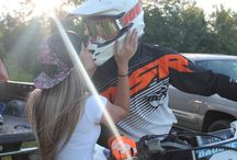 Motocross Couples