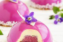 Mini pasteles