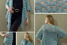 Crochet jacket patternjacket