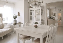 Dining spaces / by Kris Moulaison