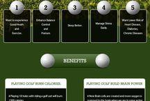 Golf Stuff / by Kelly Harrington