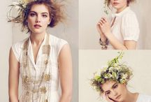 &FASHION / Fashion inspired by flowers!