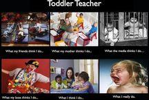 ❤️ my job as an infant teacher! / by Bethany Toney