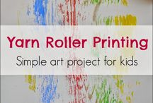 Arts projects for toddlers