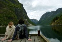 Places in Norway / by Torhild Normann