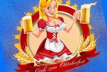 Oktoberfest / Grußbilder zum Oktoberfest  Weitere Grußbilder bei:  http://bilder-www.de/