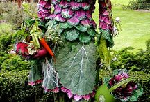 Mosaiculture / Unique ways to use plants