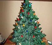 Christmas Retro Tree