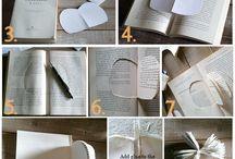 Foldede bøger