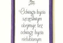 Ramki z cytatami / Drewniane ramki z mądrymi sentencjami #cytaty