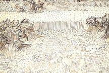 Drawings: Van Gogh