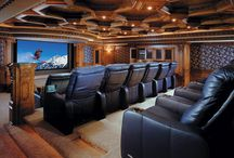 Outstanding Interiors / There is an art to creating an interior that responds to your tastes and your wants... sometimes they can be at odds. Here are some of my favorites... / by Ray K. Alan