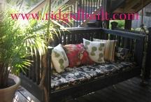 Building a house: Porch ideas