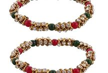 Latest Bollywood Style Anklet Payal Jewelry
