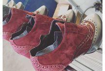 Molì_MidHeeled / Le scarpe Molì di Ivana Molinari con tacco 80cm, comode e belle!