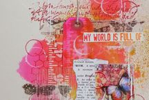 Scrapbooking-Mixed Media