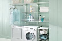 ♡ Laundry Room ♡ / --->♥ Sorting Out Life One Load At A Time .