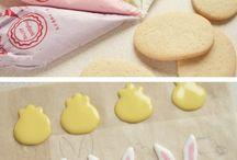 Step by step cookies