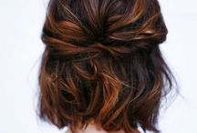 Hair styles to try....one day