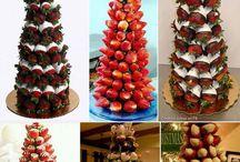 Strawberries Trees