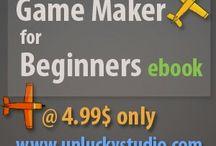 Game Maker for beginners ebook