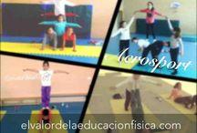 Liikunta akrobatia