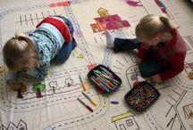 Creative Kraft Ideas for kids / by Carie Alsene-Dawson
