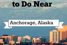 Alaska travel / Alaska travel board features posts on beautiful Alaska destinations, travel tips and guides, road trips, things to do and the packing list.