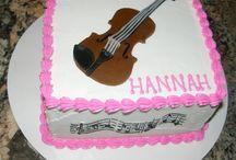 Torte violino