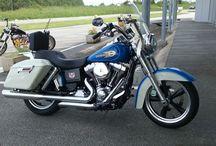 Harley Switchback