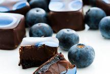 Bonbons/ truffles / allemaal recepten en ideeën voor nieuwe smaken bonbons